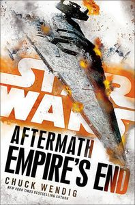 [Star Wars: Aftermath: Empire's End (Hardcover) (Product Image)]
