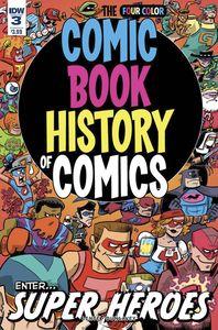 [Comic Book History Of Comics #3 (Product Image)]