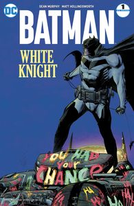 [Batman: White Knight #1 (Variant Edition) (Product Image)]