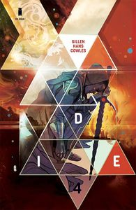 [Die #4 (Cover B Ward) (Product Image)]