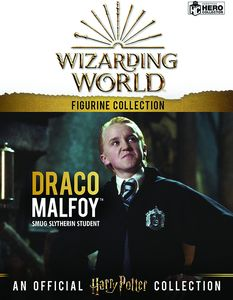 [Wizarding World Figurine Collection: 2nd Year Draco Malfoy (Product Image)]