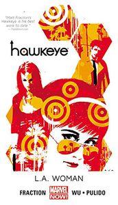 [Hawkeye: Volume 3: LA Woman (Product Image)]