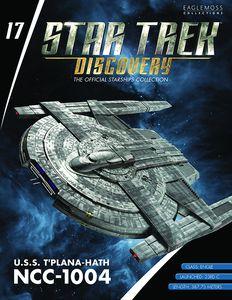 [Star Trek: Discovery: Figure Magazine #17: USS T'plana-Hath (Product Image)]