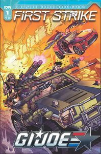 [GI Joe: First Strike #1 (Cover B Kyriazis) (Product Image)]