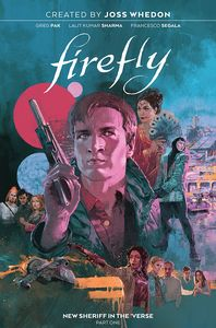 [Firefly: New Sheriff In Verse: Volume 1 (Hardcover) (Product Image)]