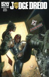 [Judge Dredd #1 (Forbidden Planet Store Variant) (Product Image)]