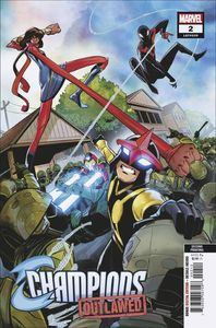 [Champions #2 (2nd Printing Variant) (Product Image)]