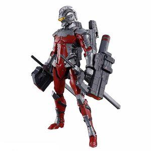 [Ultraman: Figure-Rise Standard: Ultraman Suit (Version 7.3 Fully Armed) (Product Image)]