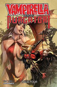 [Vampirella Vs Purgatori #4 (Cover B Pagulayan) (Product Image)]