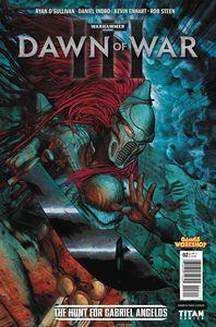 [Warhammer 40K: Dawn Of War III #2 (Cover B Listrani) (Product Image)]
