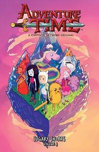 [Adventure Time: Sugary Shorts: Volume 4 (Product Image)]