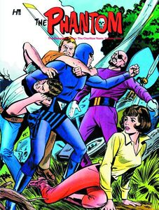 [The Phantom: Complete Series: The Charlton Years: Volume 4 (Hardcover) (Product Image)]