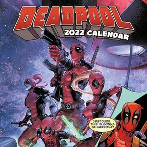 [Deadpool 2022 Calendar (Product Image)]