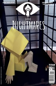 [Little Nightmares #2 (Cover B Hall) (Product Image)]