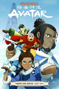 [Avatar: The Last Airbender: Volume 14: North & South: Part 2 (Product Image)]