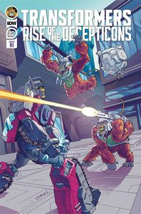 [Transformers #22 (Chan Variant) (Product Image)]