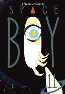 [Stephen Mccranie's Space Boy: Volume 11 (Product Image)]