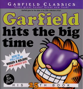 [Garfield Hits The Big Time (Product Image)]