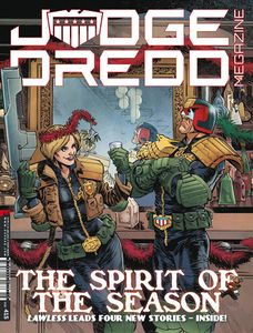 [Judge Dredd Megazine #415 (Product Image)]