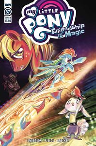 [My Little Pony: Friendship Is Magic #87 (Cover B Richard) (Product Image)]