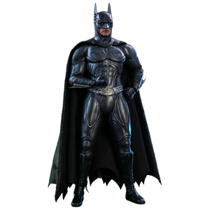 [Batman Forever: Hot Toys Action Figure: Batman (Sonar Suit) (Product Image)]