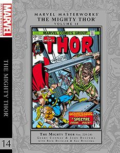 [Marvel Masterworks: Mighty Thor: Volume 14 (Hardcover) (Product Image)]