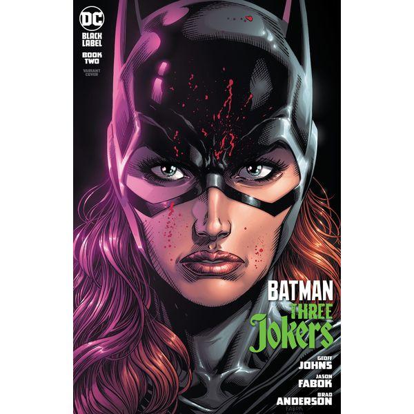 [The cover for Batman: Three Jokers #2 (Jason Fabok Variant Edition)]