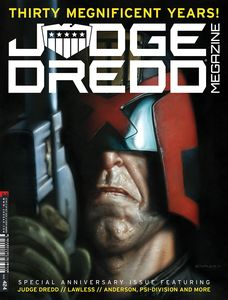 [Judge Dredd Megazine #424 (Product Image)]