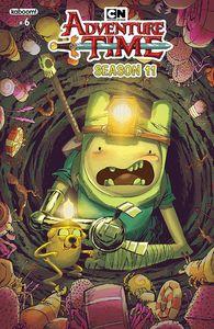 [Adventure Time: Season 11 #6 (Main) (Product Image)]