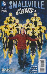 [Smallville: Season 11: Chaos #3 (Product Image)]