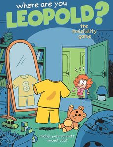 [Where Are You Leopold: Book 1 (Product Image)]