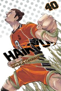 [Haikyu: Volume 40 (Product Image)]