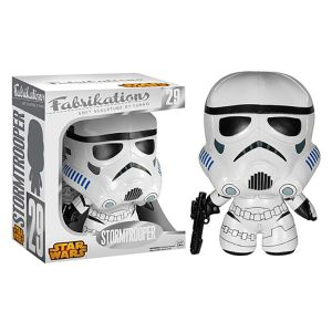 [Star Wars: Fabrications Plush Figures: Stormtrooper (Product Image)]