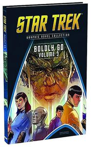 [Star Trek Graphic Novel Collection: Volume 95: Star Trek Boldly Go (Product Image)]