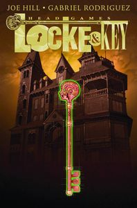 [Locke & Key: Head Games: Volume 2 (Hardcover) (Product Image)]