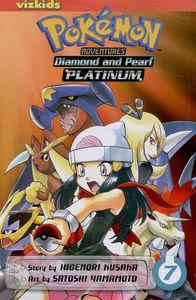 [Pokemon Adventures: Diamond & Pearl/Platinum: Volume 7 (Product Image)]