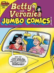 [Betty & Veronica: Jumbo Comics Digest #262 (Product Image)]