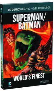 [DC Graphic Novel Collection: Volume 66: Superman Batman World's Finest (Hardcover) (Product Image)]