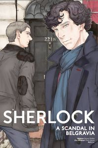 [Sherlock: Scandal In Belgravia #5 (Cover C Jay) (Product Image)]