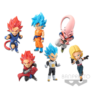 [Dragon Ball Legends: Collab World Collectable Figure: Volume 3 (Single Figure) (Product Image)]