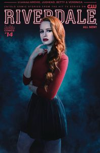 [Riverdale (Ongoing) #14 (Cover B Cw Photo) (Product Image)]
