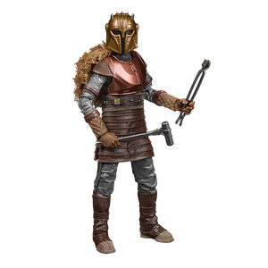 [Star Wars: The Mandalorian: Black Series Action Figure: The Armourer (Celebration Exclusive) (Product Image)]