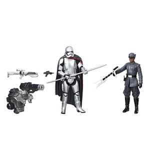 [Star Wars Universe: Action Figure: Finn (First Order Disguise) Vs Phasma (Product Image)]