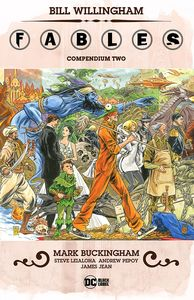 [Fables: Compendium Two (Product Image)]