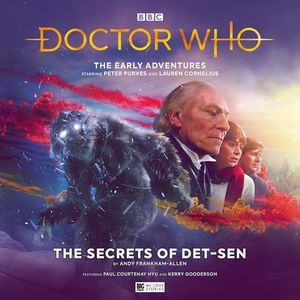 [Doctor Who: The Early Adventures: The Secrets Of Det-Sen (Product Image)]