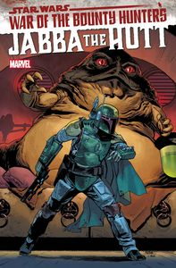 [Star Wars: War Of The Bounty Hunters: Jabba The Hutt #1 (Product Image)]
