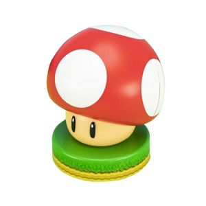 [Nintendo: Super Mario: 3D Light: Super Mushroom (Product Image)]