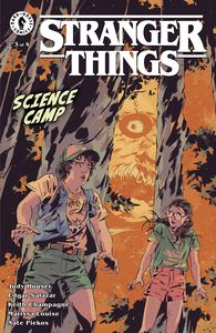 [Stranger Things: Science Camp #3 (Cover C Bak) (Product Image)]
