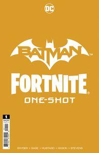 [Batman/Fortnite: Foundation #1 (One Shot) (Product Image)]