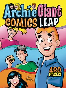 [Archie Giant Comics Leap (Product Image)]
